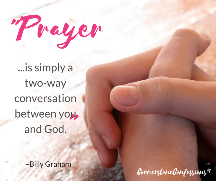 Billy Graham on Prayer