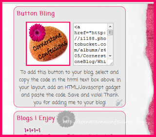 2 Tips for Creating Blog Borders