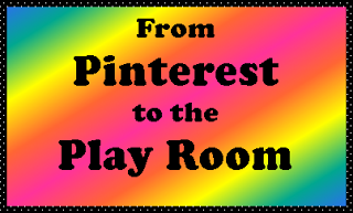 3 Fun Play Activities–From Pinterest to the Play Room
