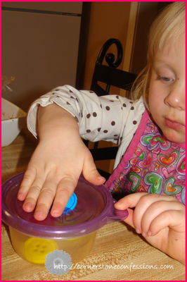Teach Your Child to Button–Montessori Inspired