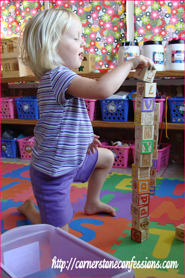 Building a Big Tower with Blocks