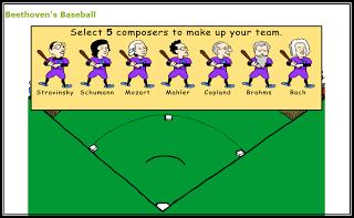 Beethoven's Baseball