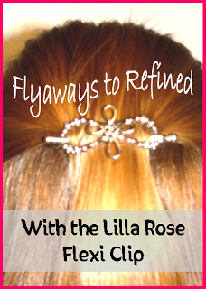 How Long Should I Go? {Lilla Rose Flexi Clip Review and Giveaway}