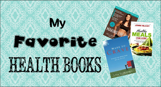 3 Favorite Health Books