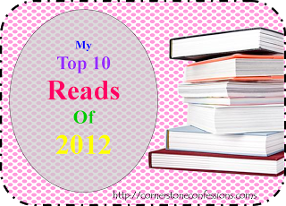 Top 10 Books Read in 2012