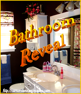 Bathroom Reveal