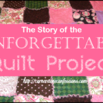 The Unforgettable Quilt Project