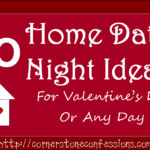 40 Home Date Night Ideas for Valentine's Day or Any Day
