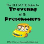 The Ultimate Guide to Traveling with Preschoolers