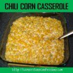 Chili Corn Casserole