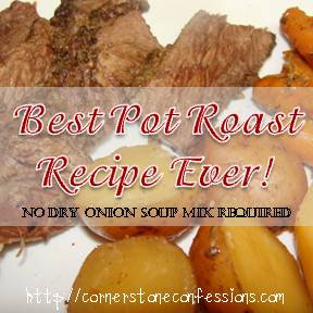 Best Pot Roast Recipe