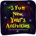 3 Fun New Year's Eve Activities