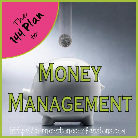 Money Management on CornerstoneConfessions.Com