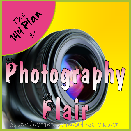 Photography Flair on CornerstoneConfessions.Com