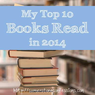 My Top 10 Books Read in 2013