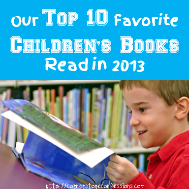 Our Top 10 Favorite Children's Books Read in 2013