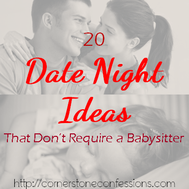 20 Date Night Ideas That Don't Require a Babysitter