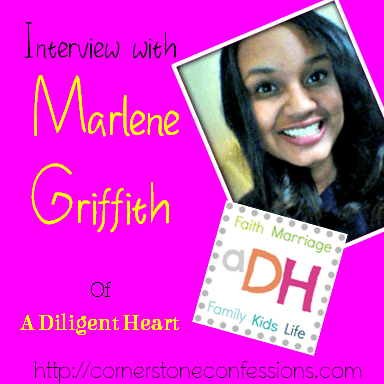 Interview with Marlene Griffith on Marriage