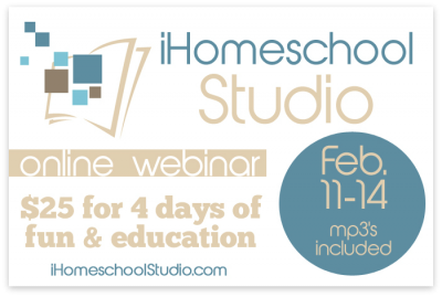 iHN Studio--An Online Homeschool Convention!