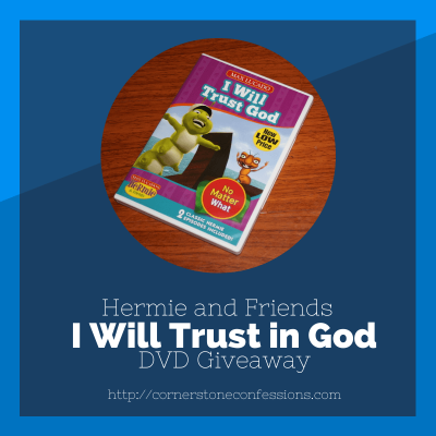 Hermie and Friends: I Will Trust in God DVD