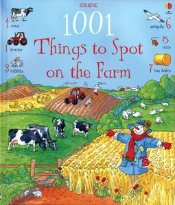 Things to Spot on the Farm Book