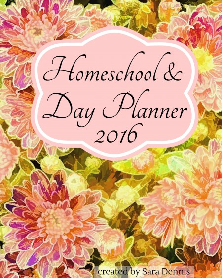 Classically Homeschooling's Homeschool and Day Planner