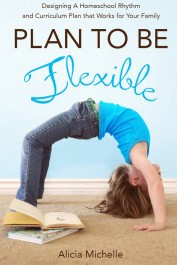 Plan to Be Flexible by Alicia Michelle