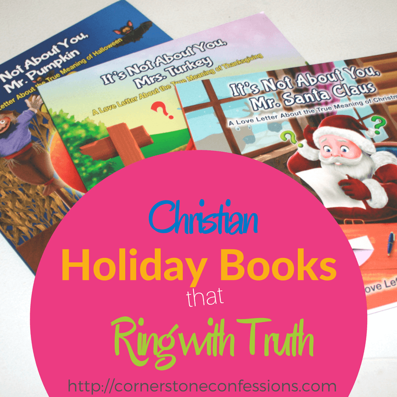 christian holiday books that ring with truth cornerstone confessions - True Meaning Of Halloween Christian