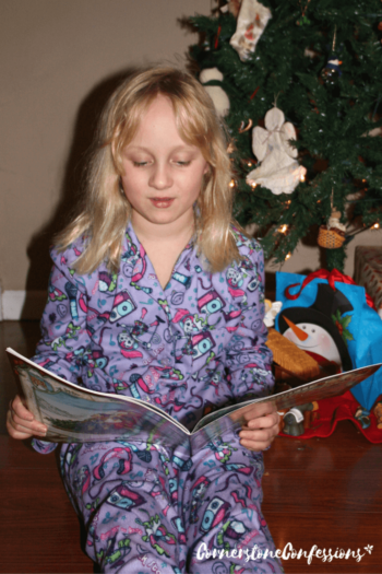 Favorite Christmas Books for Kids