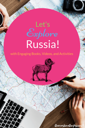 Let's Explore Russia! with Engaging Books, Videos, and Activities