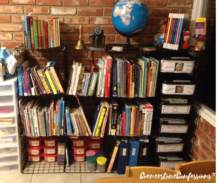 How a Toy and Book Rotation Change Our Life