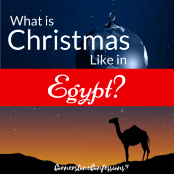 What is Christmas like in Egypt?