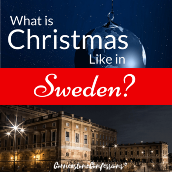 What is Christmas like in Sweden?