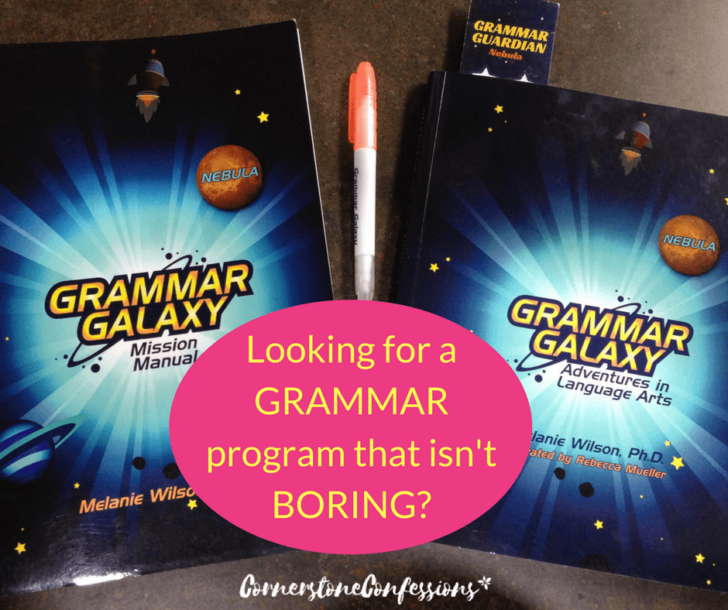 Looking for a grammar program that isn't boring?