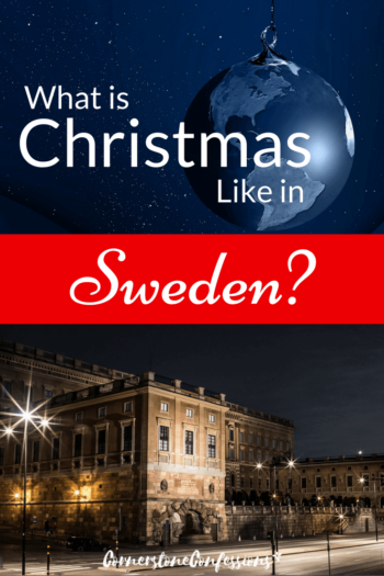 What is Christmas like in Sweden? Fun activities, engaging books, and interesting videos included.