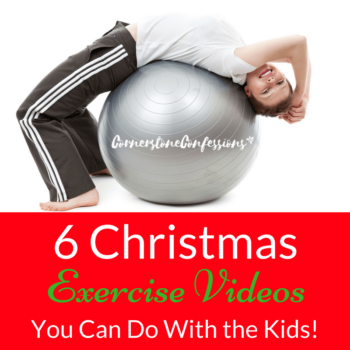 6 Christmas Exercise Videos You Can Do With the Kids!