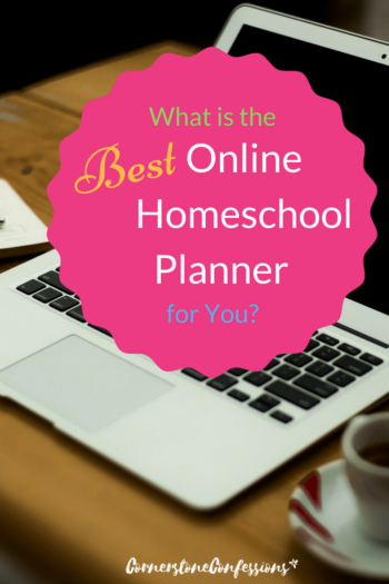 What is the best online homeschool planner for you? Free Comparison Chart