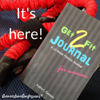 It's here!  Get2Fit Journal for Women!