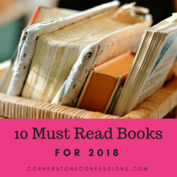 10 Must Read Books for 2018