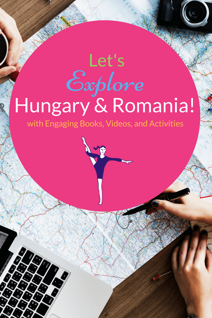 Take a virtual field trip to Hungary and Romania with the use of these amazing video, book, and activity resources.