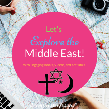 Let's Explore the Middle East!