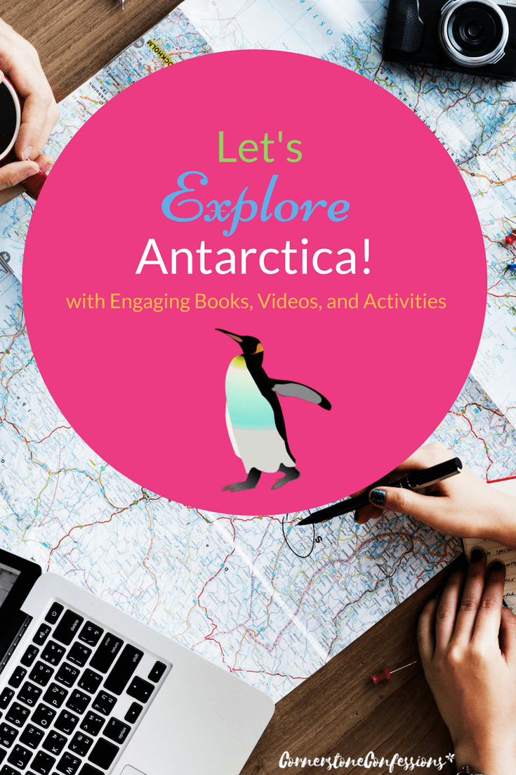 Take a virtual field trip to Antarctica with the use of these amazing video, book, and activity resources.