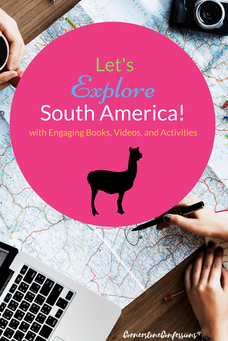 Take a virtual field trip to South America with the use of these amazing video, book, and activity resources.