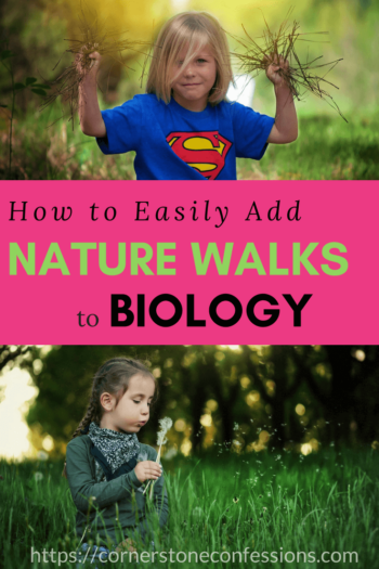 How to Easily Add Nature Walks to Biology