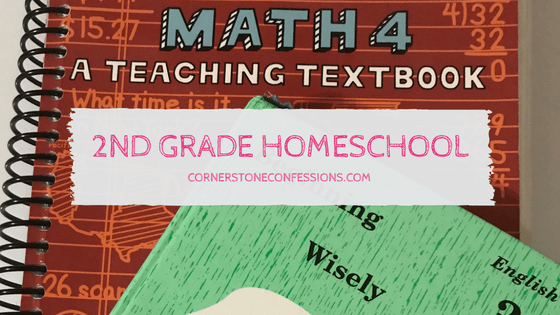 2nd Grade Homeschool Curriculum